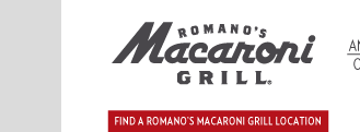 Find A Romano's Macaroni Grill Near You