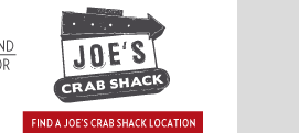 Find A Joe's Crab Shack Near You